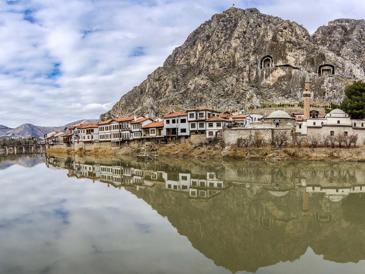 White Route: Architectural Gems of Turkey