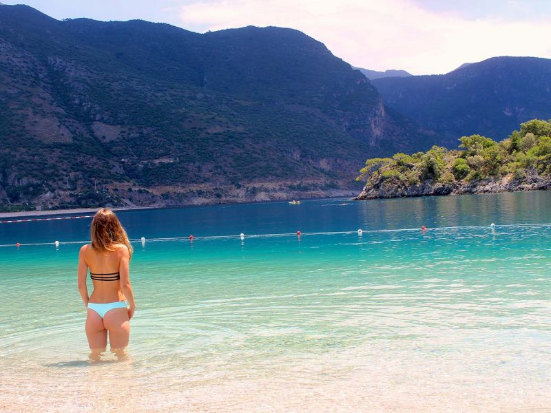 Turkey's Blue Flagged Beaches