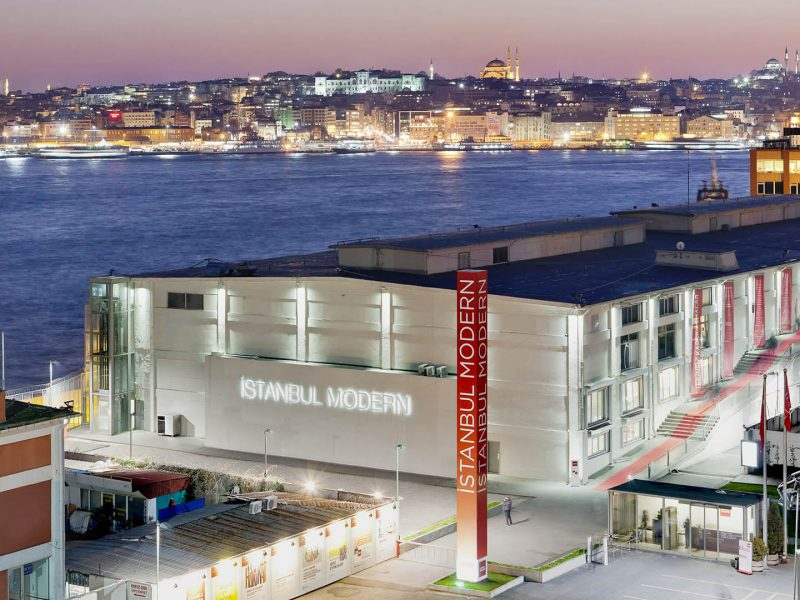 İstanbul Museums and Modern Arts