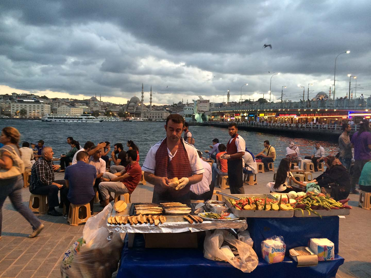 Street Foods in Istanbul