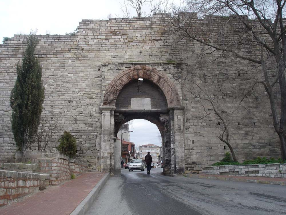 The Gates of İstanbul