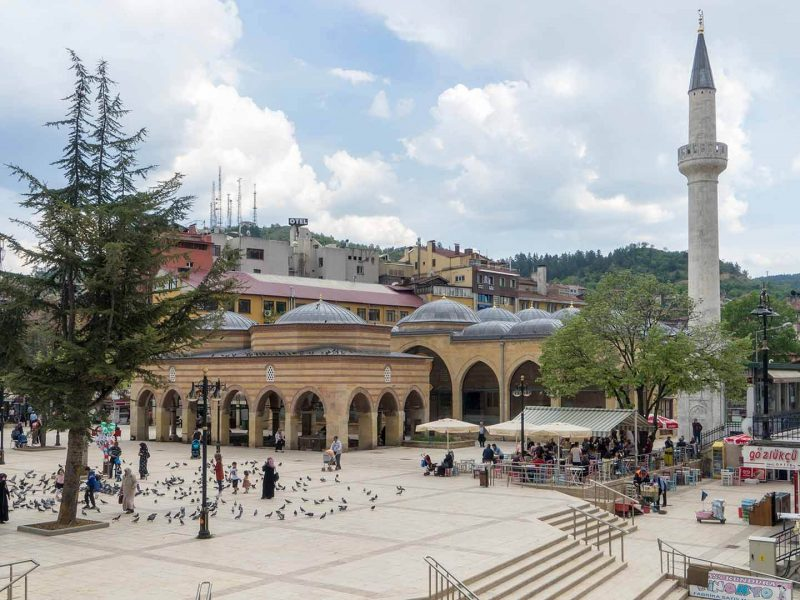 Islamic Artifacts and Beautiful Mosques in Turkey