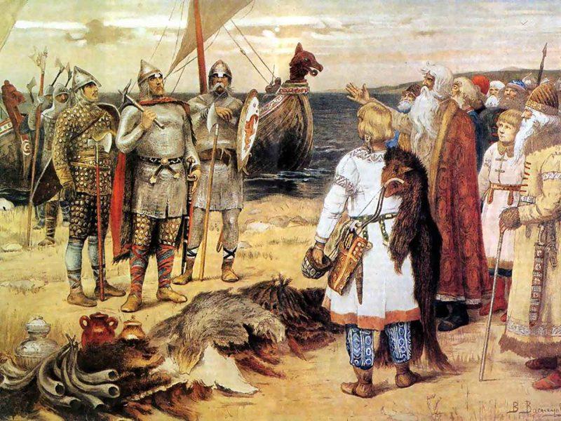 Scandinavians in Constantinople